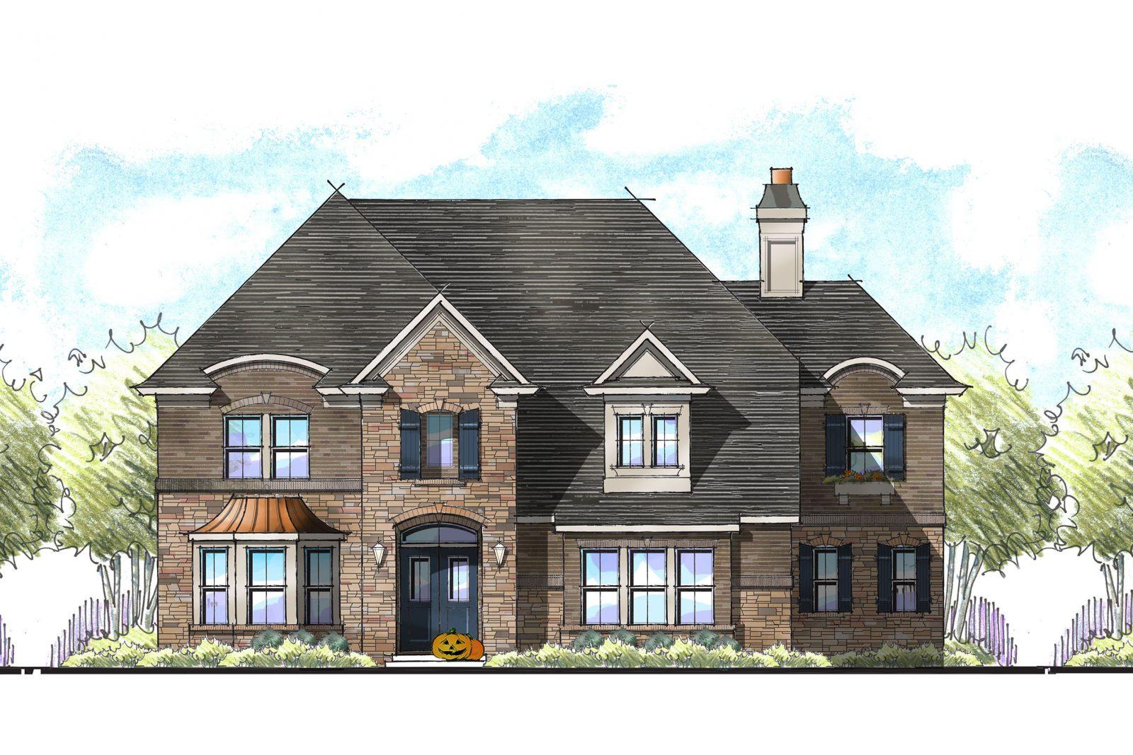 Choosing Elevation Styles Housing Design Matters