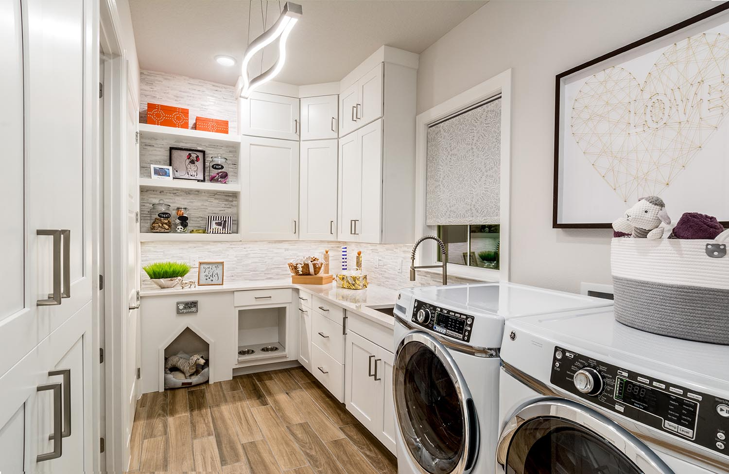 The Connected Laundry Housing Design Matters