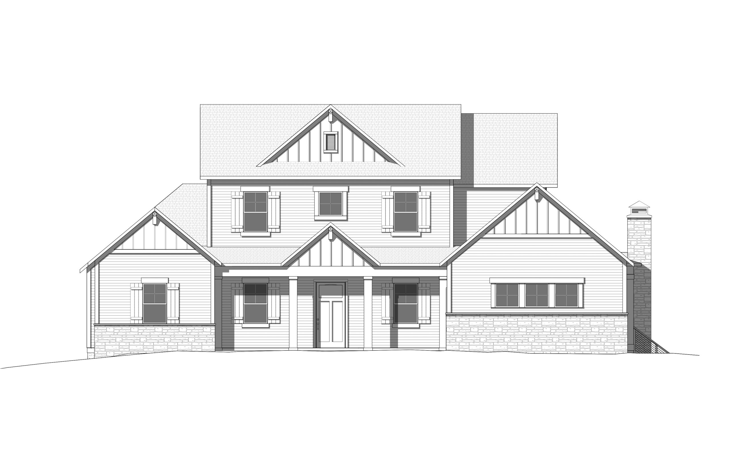The Art Of Reading And Selling An Elevation Drawing Housing Design Matters